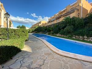 villa huren valencia golfbaan zwembad