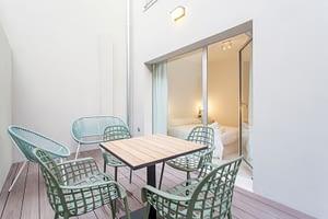 huur appartement valencia cabanyal